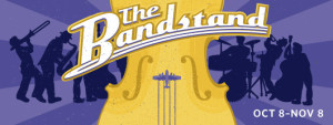 """""""The Bandstand""""  at The Paper Mill Playhouse"""
