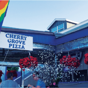 Dining Review: Cherry Grove Pizza