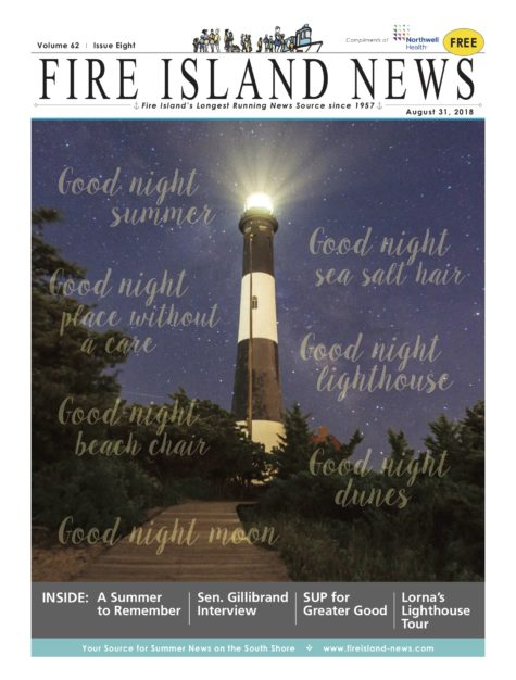 Fire Island News Covers