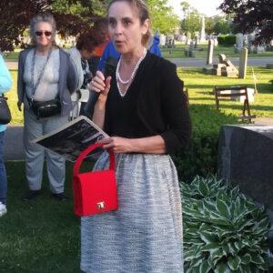 The Historical Society of Islip Hamlet's Oakwood Cemetery Tour