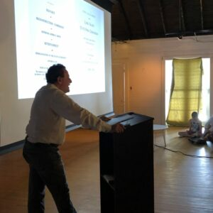 Point O' Woods Lecture Highlights Moses' Failed Highway