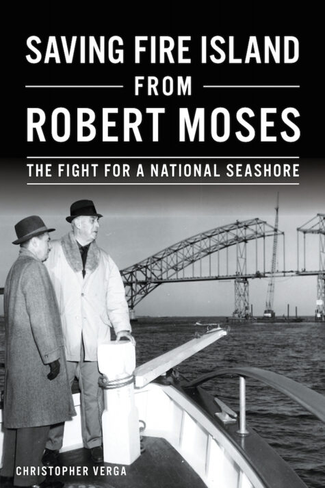 """Book Review: """"Saving Fire Island From Robert Moses"""""""